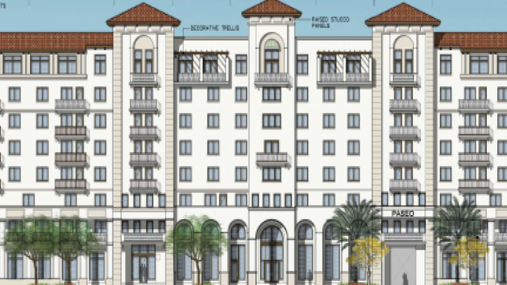 Zom Living Proposes Senior Apartments In Coral Gables