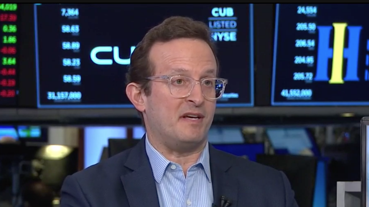 Global Payments CEO On Merger Overlaps: 'We Want All Those