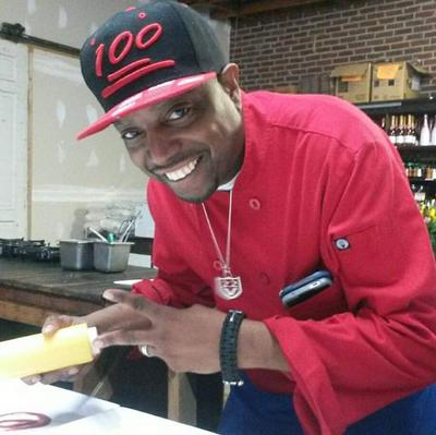 Hell's Kitchen' contestant Sterling Wright cooks for