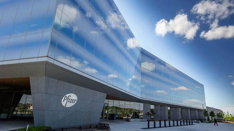 Pfizer opens $236M facility in Chesterfield - St  Louis