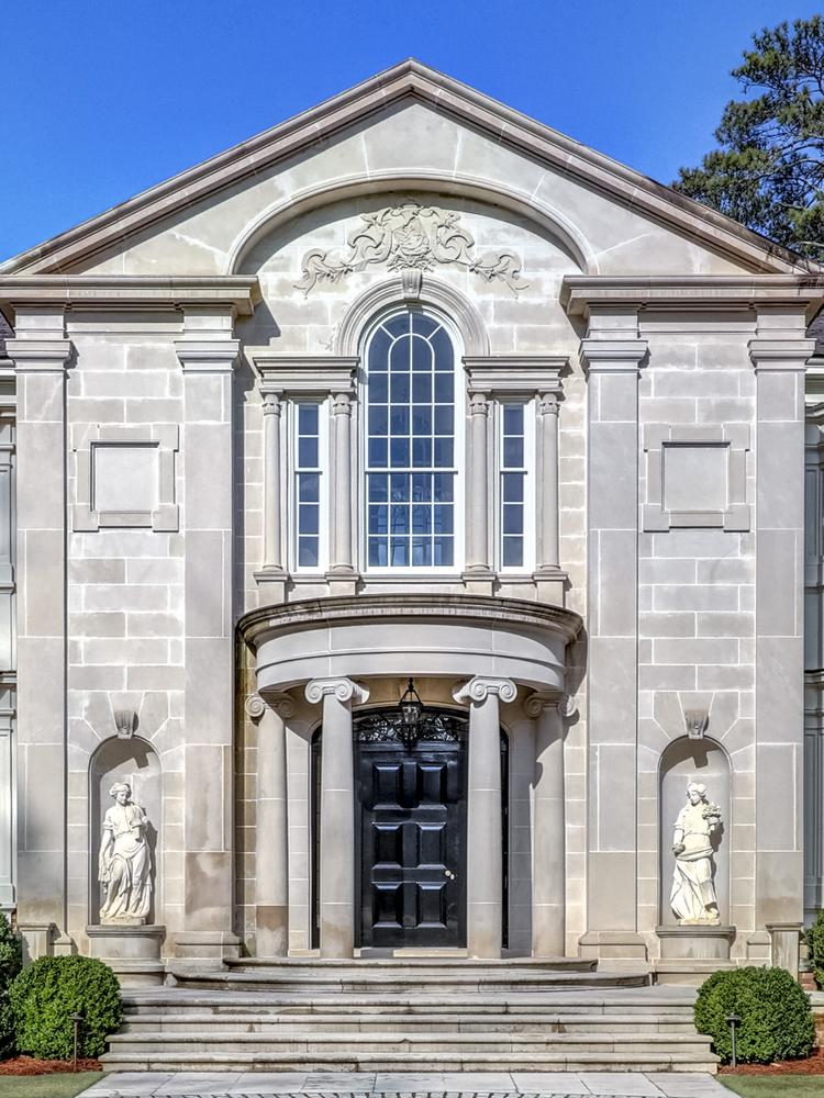 Northwest Atlanta 10 Acre Estate With 6 Bedroom Home Pulls Highest
