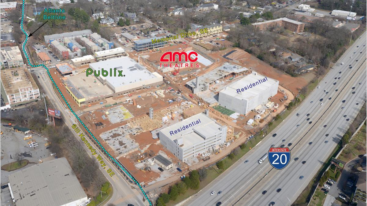 New Publix on Memorial Drive set for June opening ...