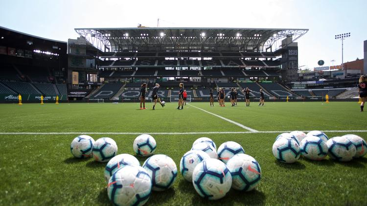 Portland Timbers and Portland Thorns prepare to open the