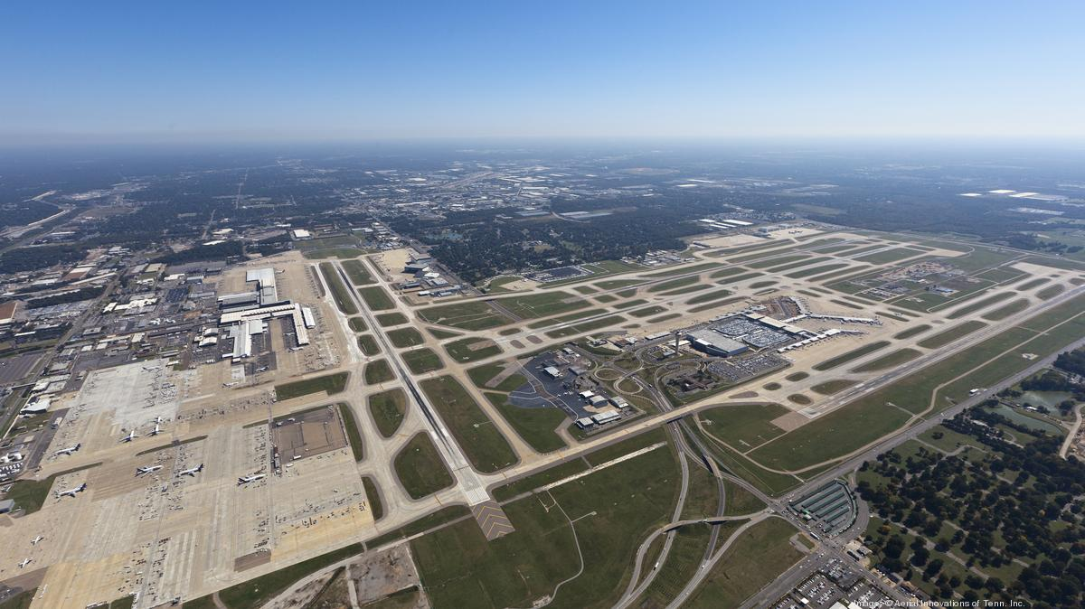 memphis international airport breaks ground on consolidated rental