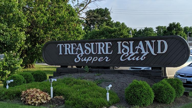 Treasure Island Supper Club has been a longtime Moraine staple.