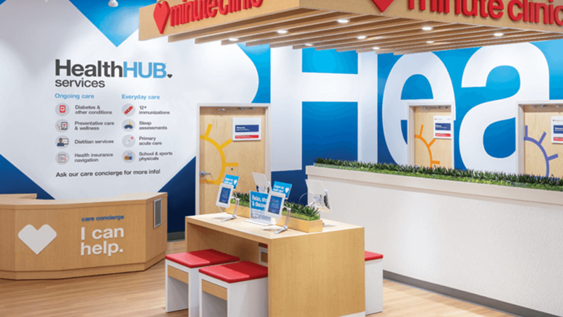 CVS to add 1500 HealthHUB locations with more wellness