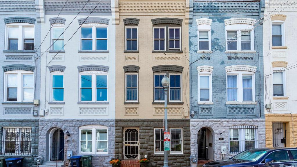 Duke Ellington's childhood rowhouse hits the market for $1.2 million