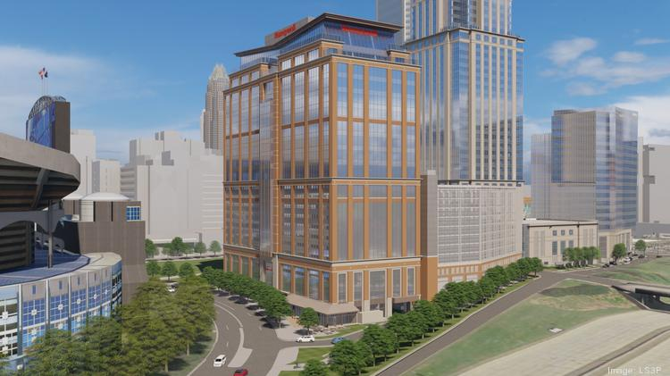 Honeywell HQ to anchor latest office tower at uptown's Legacy Union
