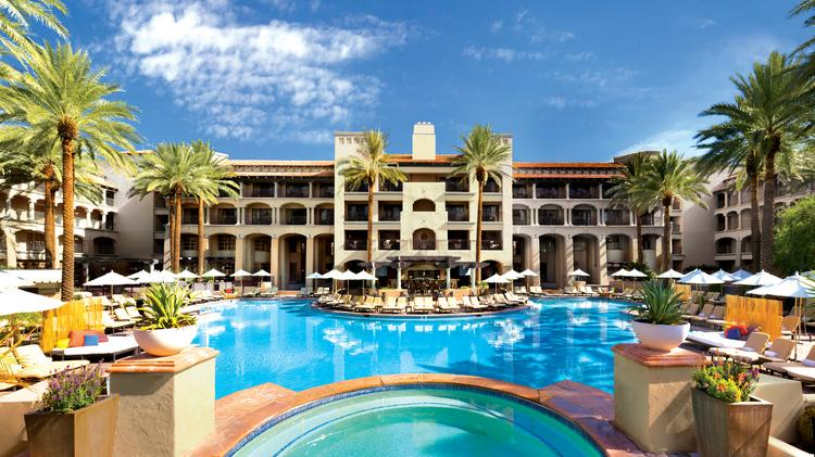 The Fairmont Scottsdale Princess has incorporated new technology to better communicate with their guests and attract younger guests.