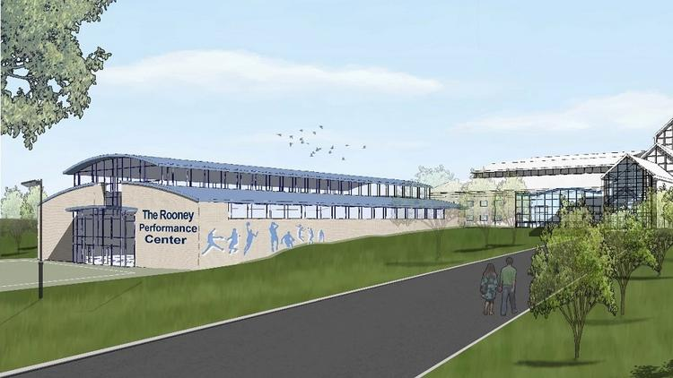 Mount St Mary >> Rooney Family Gives 6m For Athletic Facility At Mount St