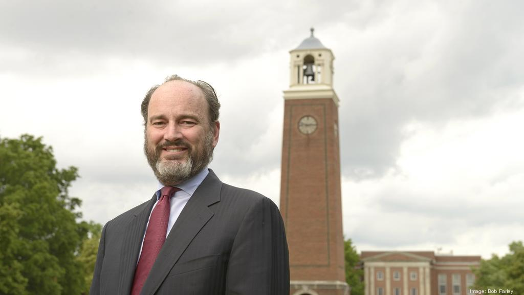 How Daniel Coleman is settling into his new role at Birmingham-Southern College