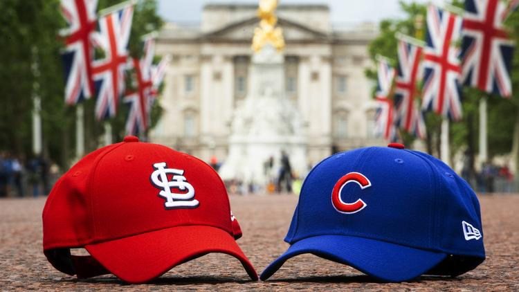 Cardinals-Cubs to play two-game series in London in 2020