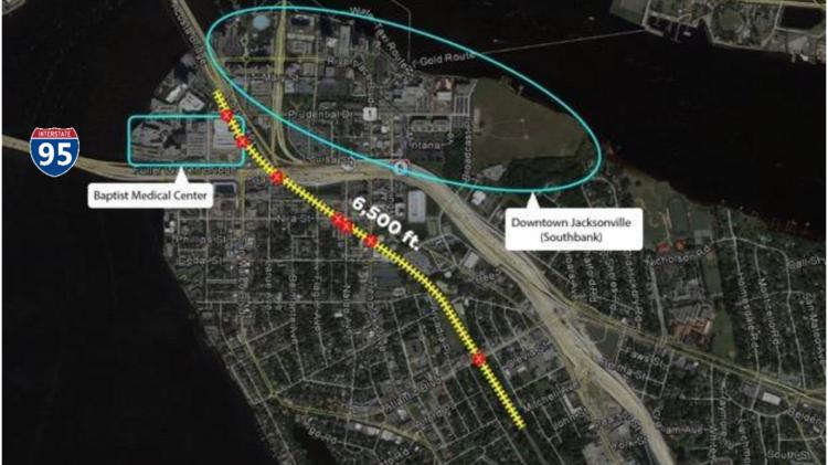 Jacksonville receives $17.6 million to fix San Marco train ...