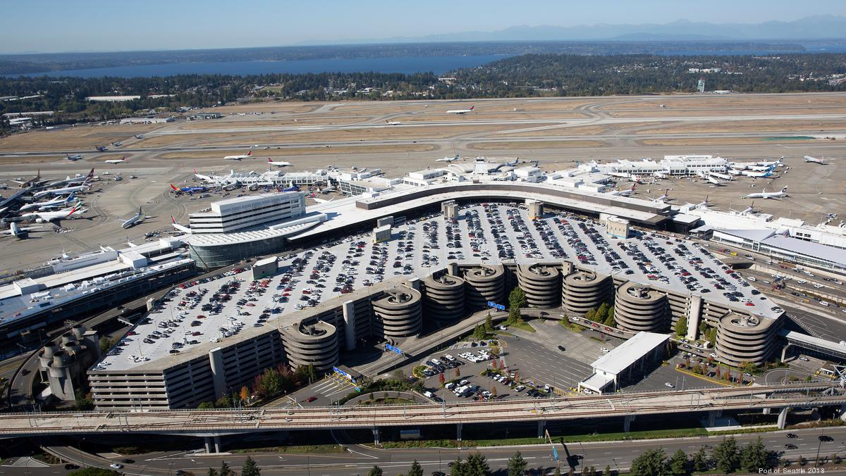 Passengers Face Higher Parking Rates At Sea Tac Airport Puget