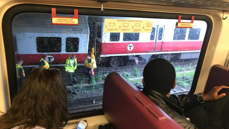 Viewpoint: MBTA Green, Red lines support 70% of all venture