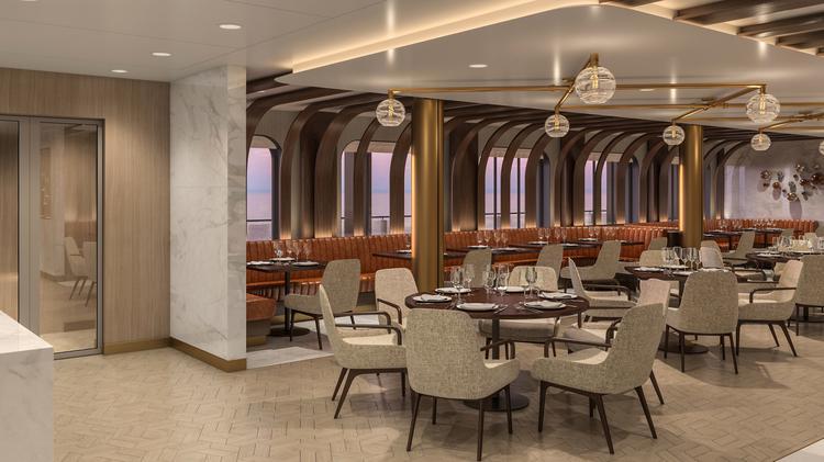 Norwegian Cruise Line announces LDV Hospitality's Onda by
