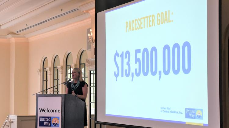 United Way of Central Alabama launches $13 5M Pacesetter