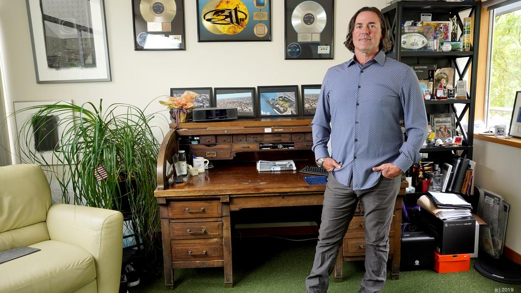 PSBJ Interview: Michael Osterfeld applies his skills as a roadie to running the family business