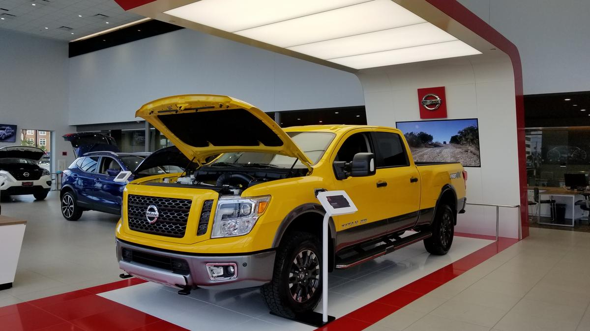 Nissan Dealership Houston >> Central Houston Nissan Dealership Opens Touted As Largest Of Its