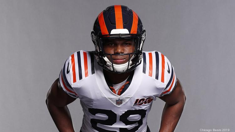new concept 0a0dd 719a0 Chicago Bears dust off vintage uniform for centennial season ...