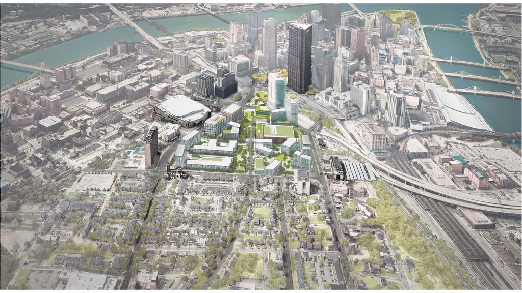 URA votes to green light former Civic Arena site redevelopment