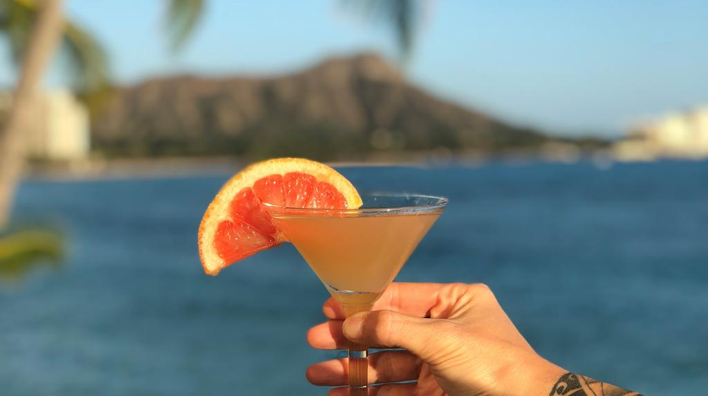 Outrigger properties craft new cocktails to raise awareness about coral health