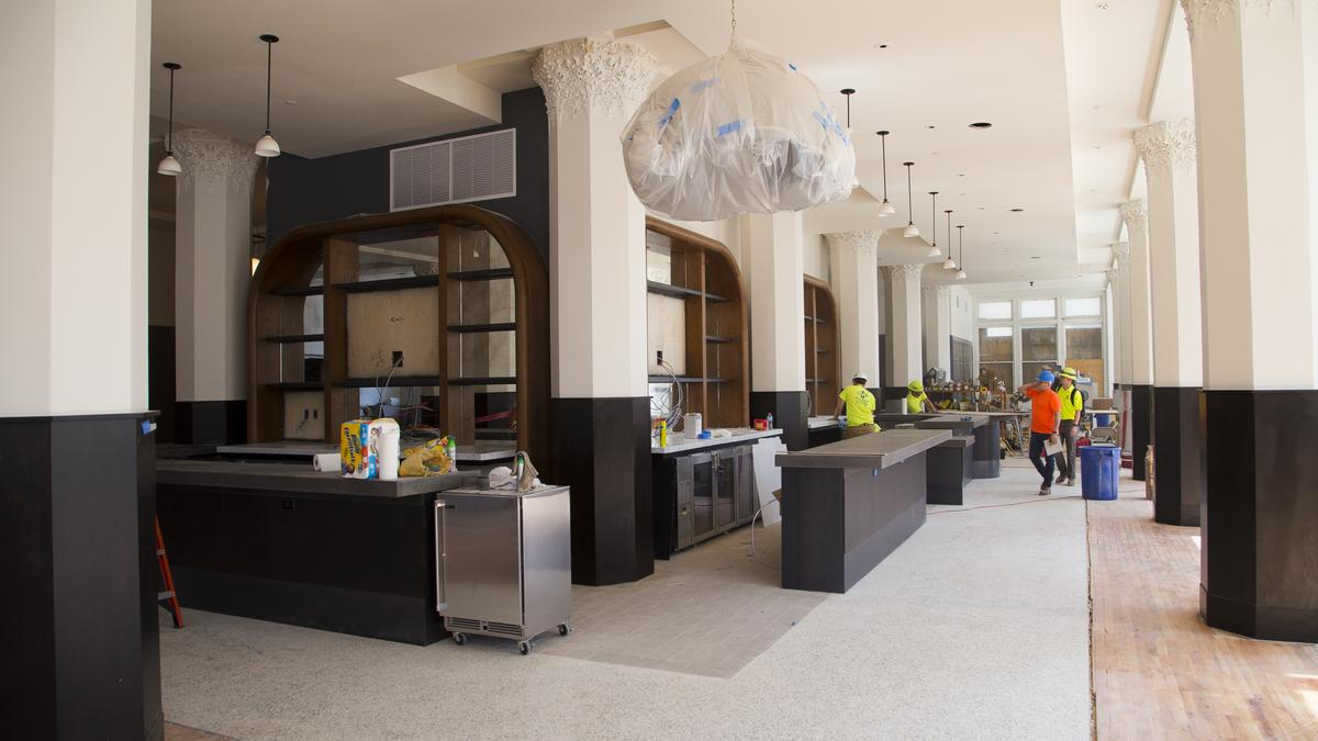 Inside the $60 million development of The Last Hotel - St. Louis Business Journal