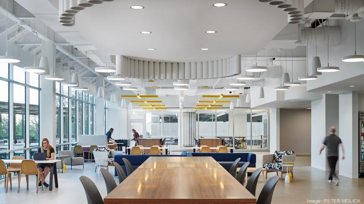 First look: Sailpoint Technologies' new Austin HQ - Austin