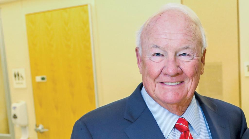 Former Sen. Francis Kelly declines to rejoin UMMS board