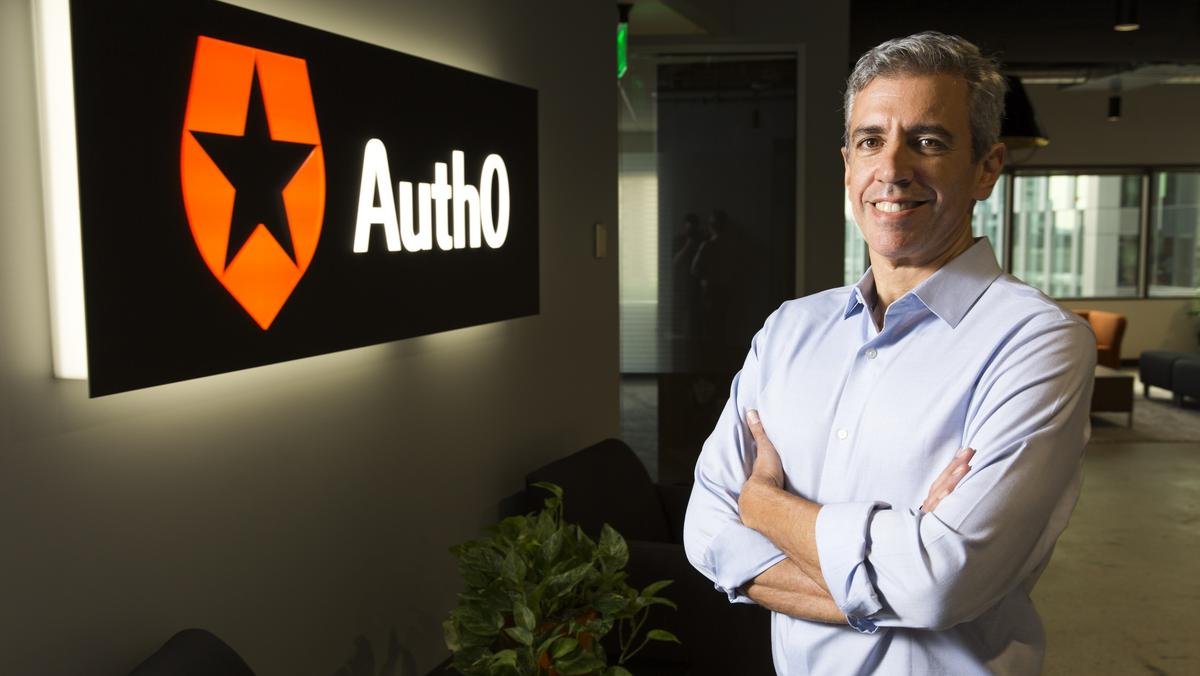 Auth0 - CEO Eugenio Pace
