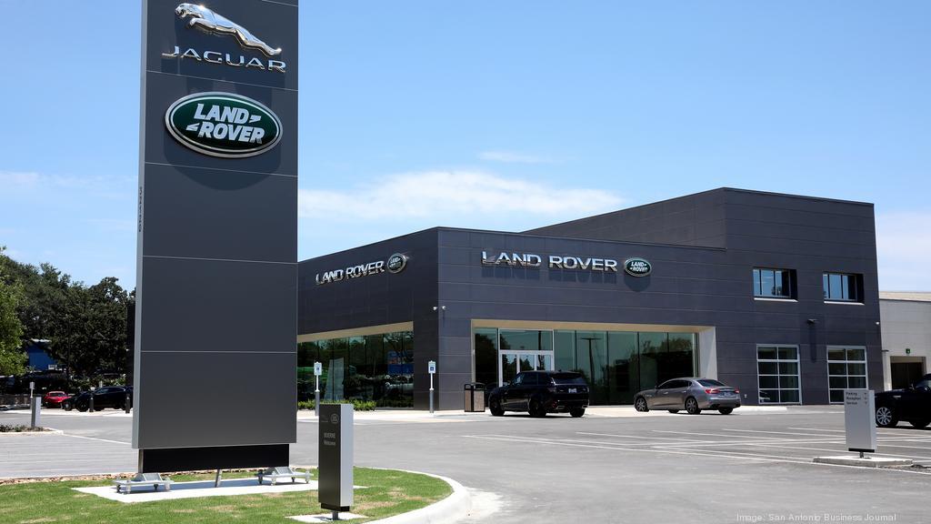 Jaguar San Antonio >> Barrett Jaguar Land Rover Opens Boerne San Antonio