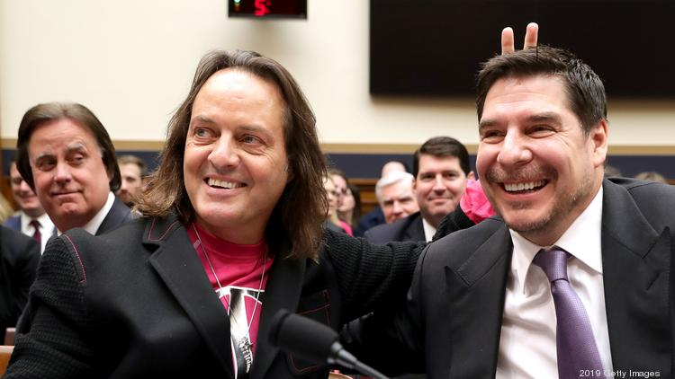 Sprint T Mobile Merger What Executives Will Be Paid Kansas City