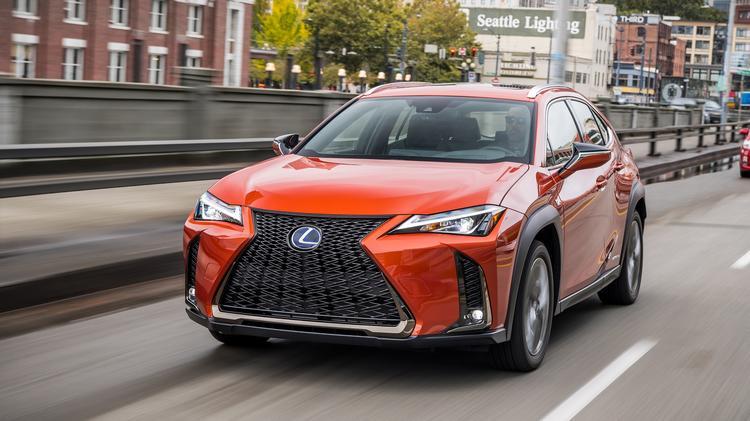 Motor Mondays: Lexus UX hybrid hits the mark for crossover
