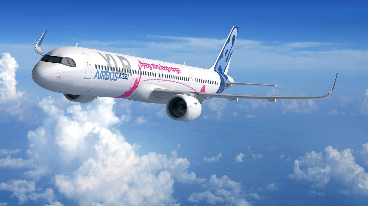 Airbus Launches New Airplane To Rival Boeing S Proposed