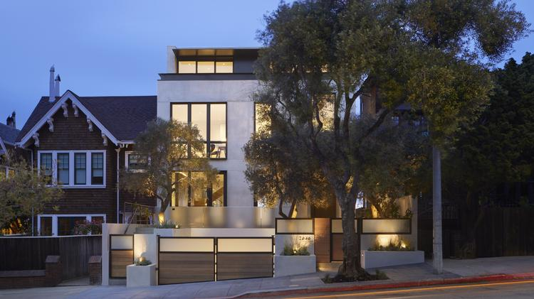 The $34 million house at 2646 Union St., known as Residence 2646, is one of the area's most sustainably built properties and features several wellness amenities.