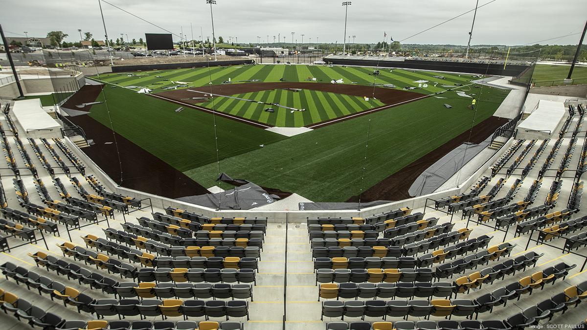 Routine Field at Ballpark Commons readies for Milkmen baseball - Milwaukee  Business Journal