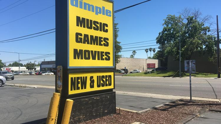 Dimple Records closing all stores - Sacramento Business Journal