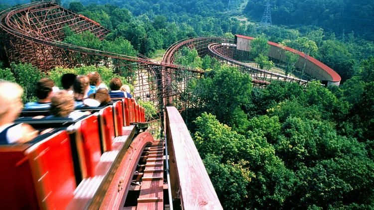 The Beast ranks as top coaster in Ohio - Cincinnati Business