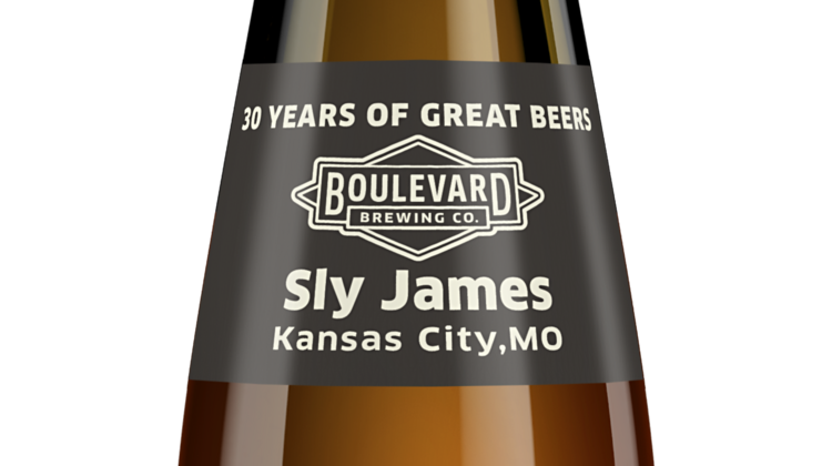 Ready to put your name on a Boulevard beer? Now's your