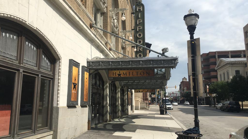 'Hamilton' run will ripple beyond Hippodrome's doors