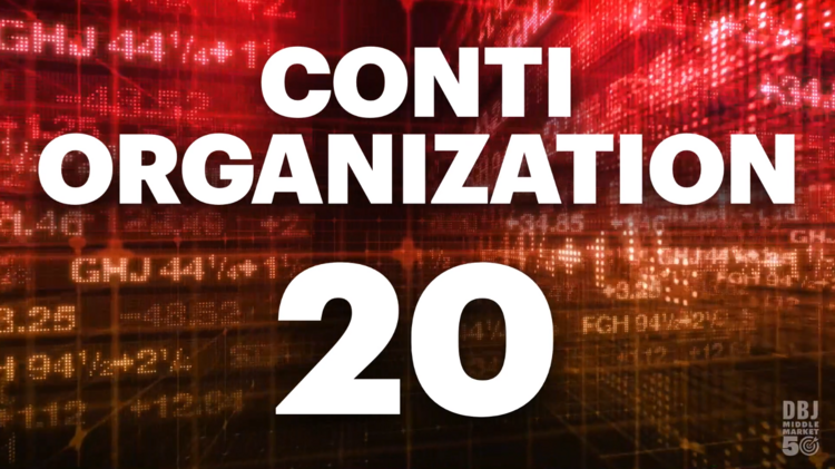 Real estate investment company CONTI Organization focused on