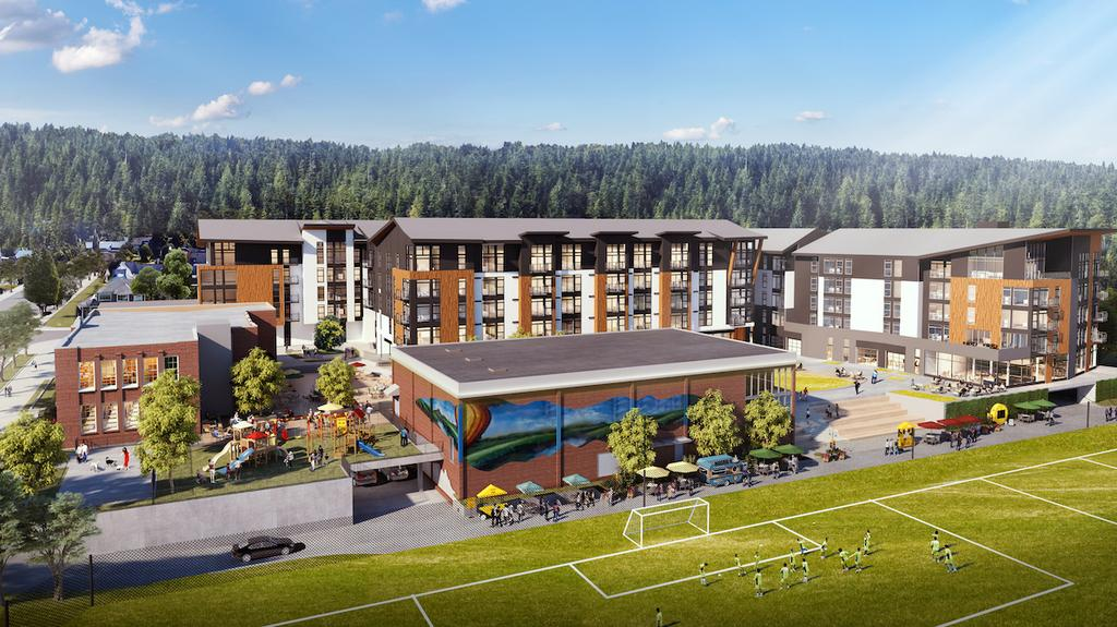 Work finally begins on complex Woodinville project with 'Wine Walk Row'