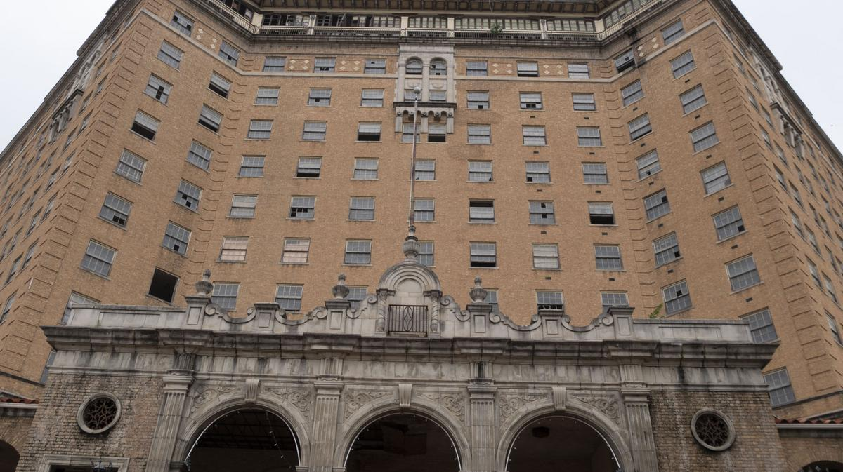 Historic Baker Hotel In Mineral Wells To Undergo 65m Renovation Dallas Business Journal