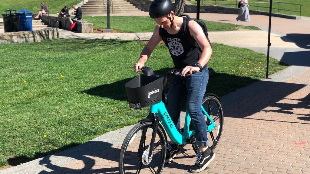 Bike share companies trying to stake a claim in Sacramento's suburbs