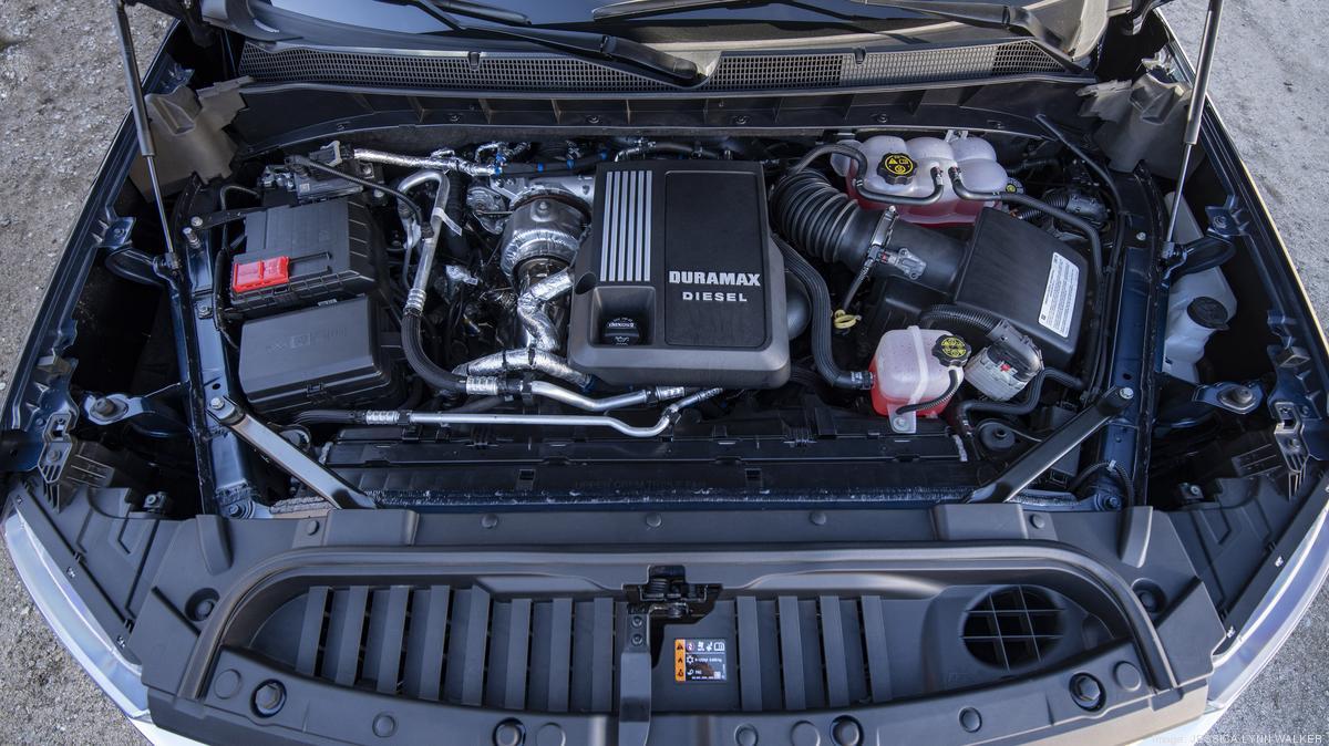 2020 Chevrolet Silverado 1500 3.0L diesel boasts 33 mpg ...