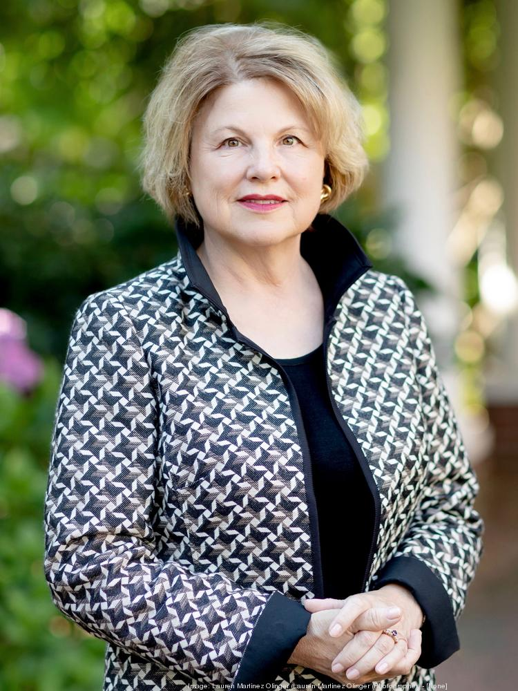 Sandra J. Doran, President of Salem Academy and College