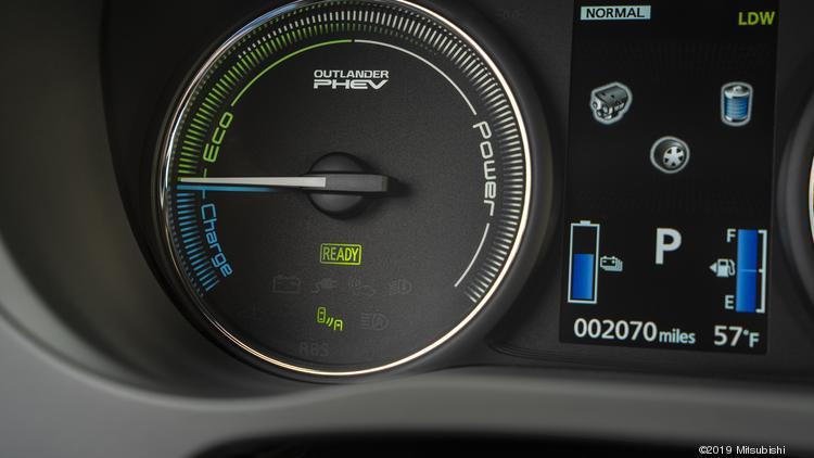Motor Mondays: Mitsubishi Outlander plug-in hybrid routs