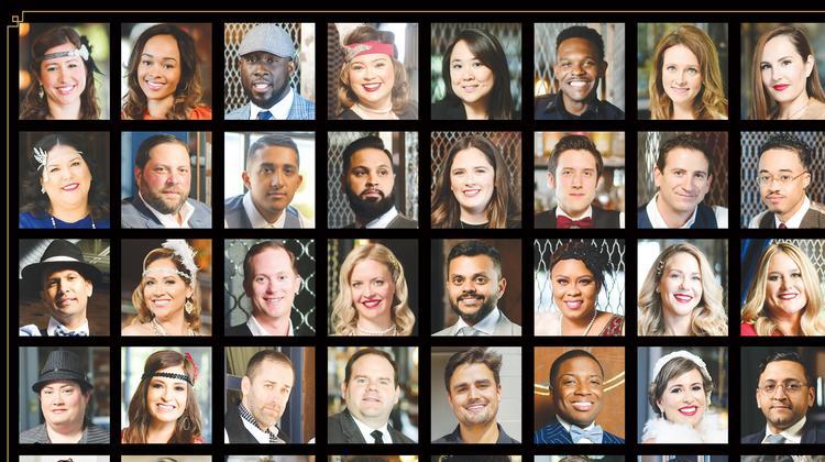 Hbj S 40 Under 40 Class Of 2019 Share Favorite Restaurants