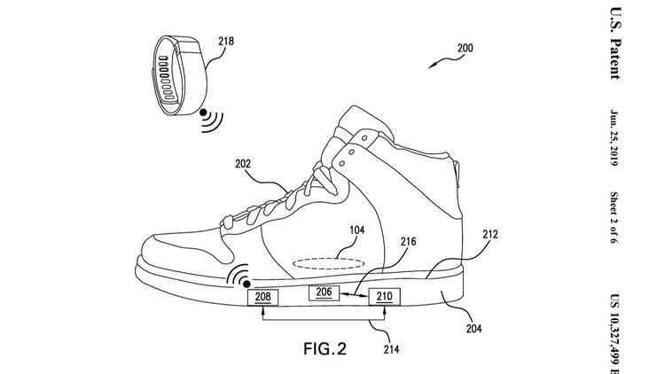 Under Armour seeks patent for shoes that can read your blood