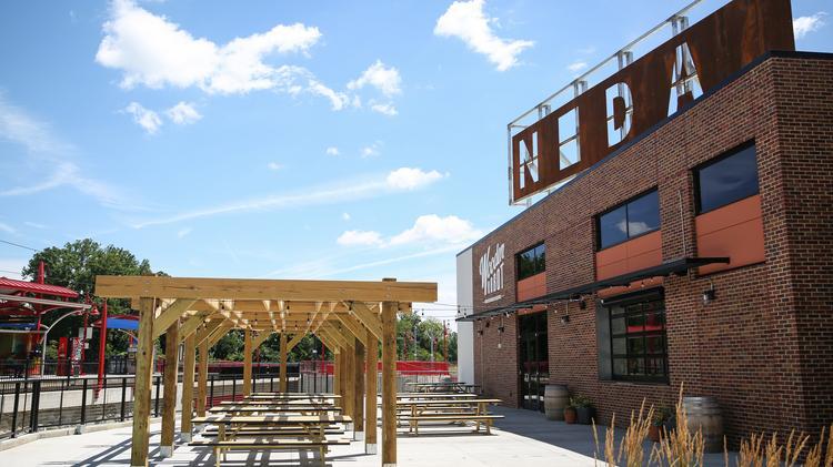 Wooden Robot Brewery Opens Noda Location Charlotte Business Journal